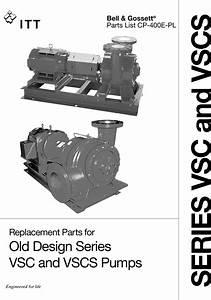 Cp 400e Pl 81060 1 B U0026g Replacement Parts List