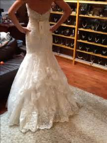 wedding dress bustle types 25 best ideas about wedding dress bustle on jim hjelm wedding dresses how to