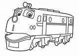 Chuggington Coloring Wilson Printable Train Birthday 4kids Disney Printables Coloringtop источник sketch template