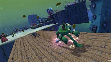 Spongebob Hero Pants Xbox 360 Complex