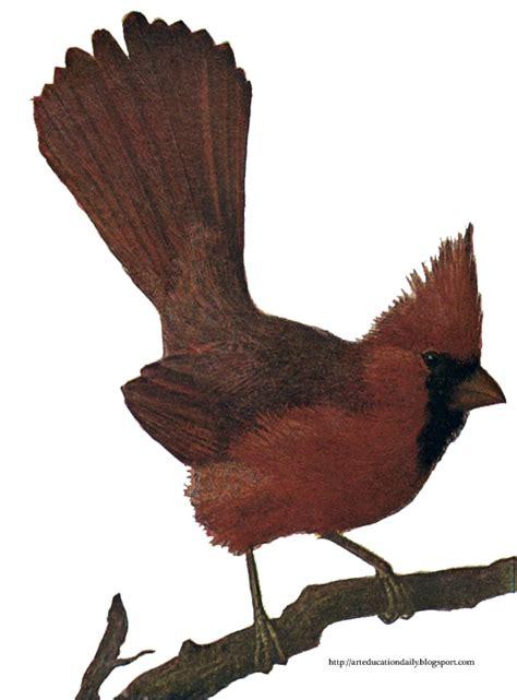 vintage bird  birdhouse clip art art education daily