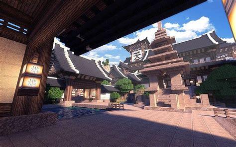 kor oriental  cantamo minecraft building