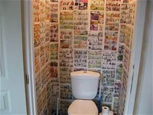 Toilette Mit Bd : d co toilettes bd ~ Lizthompson.info Haus und Dekorationen