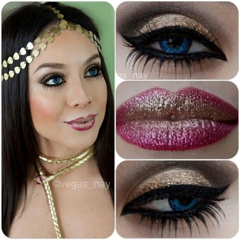 Egyptian Hair And Makeup  Ideas Pictures Tips About Make Up