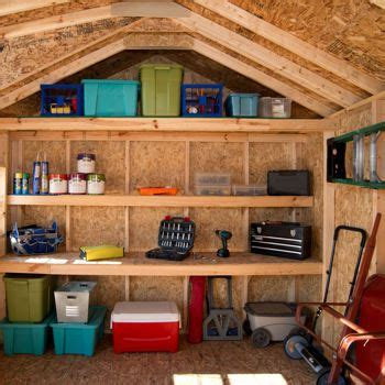 stonecroft    wood storage shed gardening shed
