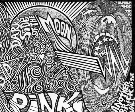 Kleurplaat Zeppelin by Pink Floyd Coloring Pages Coloring Pages