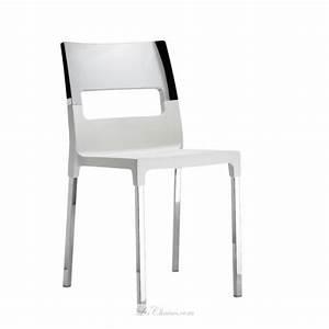 Chaise De Cuisine Design : chaise de cuisine design pas cher ~ Teatrodelosmanantiales.com Idées de Décoration