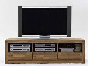 Tv Möbel Lowboard : massivholz tv lowboard tv m bel tv kommode wildeiche massiv holz ge lt hifi pinterest tv ~ Markanthonyermac.com Haus und Dekorationen