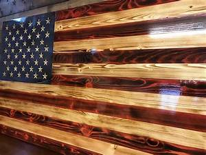 merica woods woodworking and wood projects With kitchen colors with white cabinets with diy american flag wall art