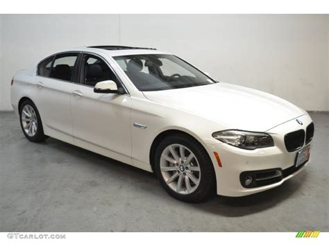 Bmw 5 Series Sedan Photo by 2016 Alpine White Bmw 5 Series 528i Sedan 107268890