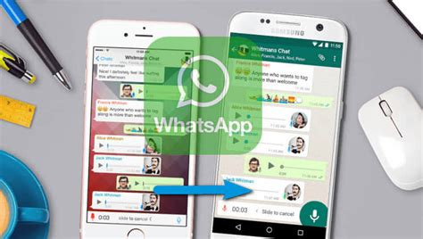 best 4 ways transfer whatsapp chats from iphone to android