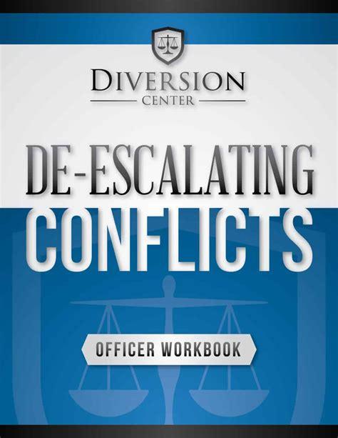 deescalating pic diversion center