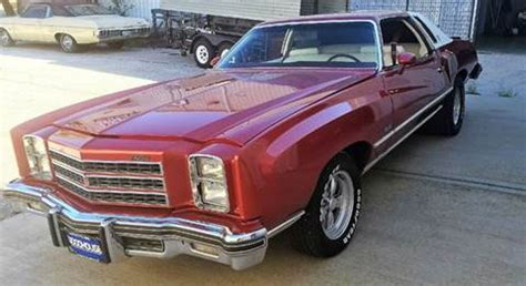 1976 Chevrolet Monte Carlo by Used 1976 Chevrolet Monte Carlo For Sale Carsforsale 174