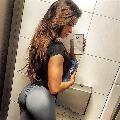 female bodybuilder butt envy clara lindblom 9 pics