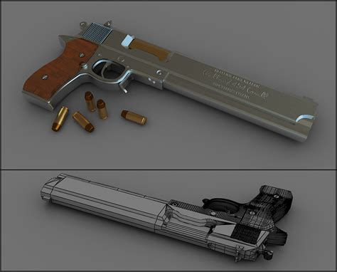 Hellsing Arms .454 Casull Auto By Madnesss93 On Deviantart