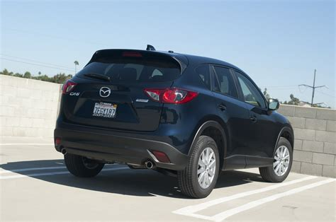mazda truck 2015 2015 mazda cx 5 passenger rear three quarters jpg