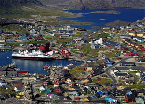 cruises qaqortoq greenland qaqortoq cruise ship arrivals
