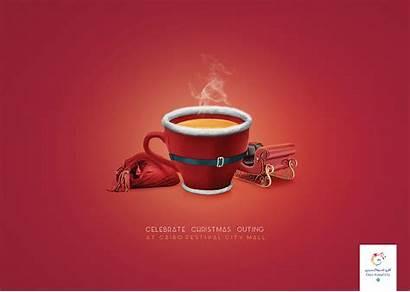 Tea Mall Campaign Festival Ads Ad Advertisement
