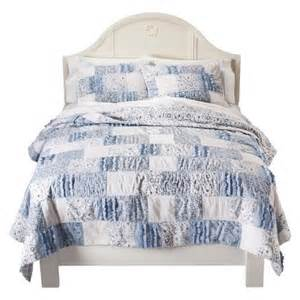 simply shabby chic 174 bohemian patchwork bedding c target