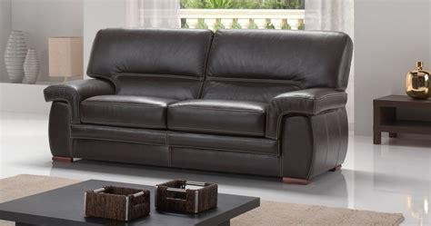 canape relaxant canapé cuir buffle ou vachette varese plusieurs coloris au