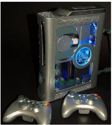 Custom Xbox 10 Custom Xbox