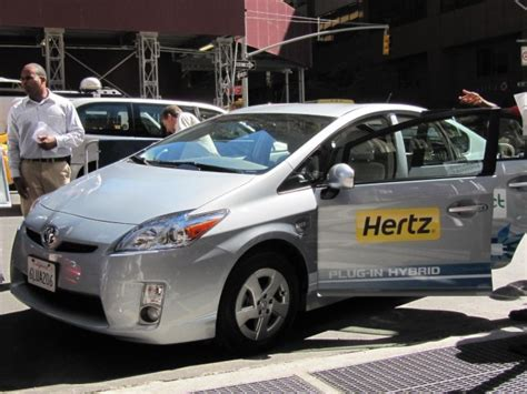 Renting Electric, Hybrid And Green Cars