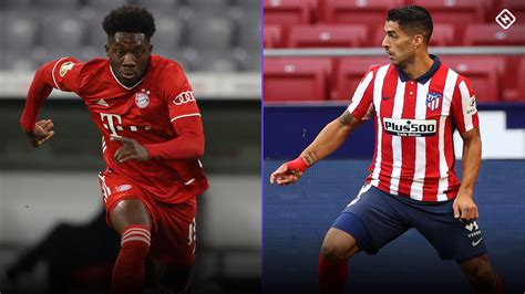 Bayern Munich vs. Atletico Madrid: How to watch Davies vs ...