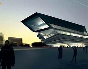 Zaha Hadid Bauwerke : weltweit freunde ~ Frokenaadalensverden.com Haus und Dekorationen