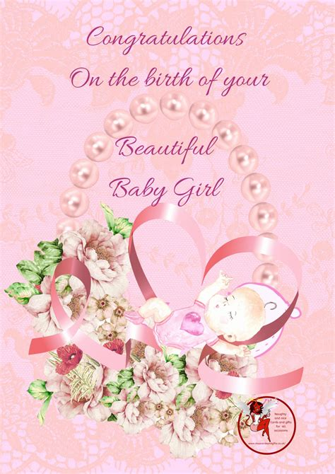 baby girl congratulations luxury home page
