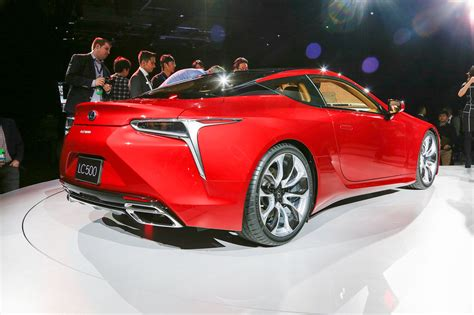 Lexus Lc Photo by 2018 Lexus Lc 500 Photos Informations Articles