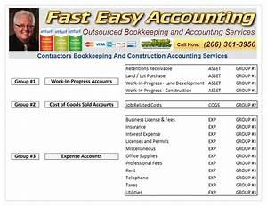 Quickbooks For Contractors Cost Of Goods Sold Vs Expense