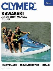 Kawasaki Jet Ski  1992
