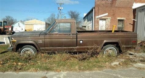 potential bargain  jeep  pickup