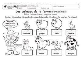 unit 6 friends activities time y4 y5 farm animals vertebrate animals by