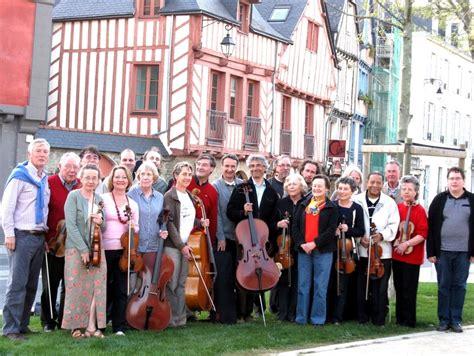 chambre de vannes concert classique orchestre de chambre de vannes