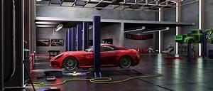 Garage Auto Tours : garage 3d modeling studio project final 1 by bewsii on deviantart ~ Gottalentnigeria.com Avis de Voitures