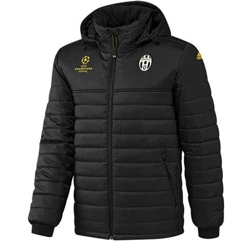 Juventus Champions League padded bench jacket 2016/17 ...