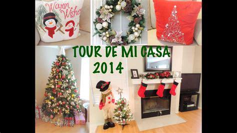 de mi casa  ideas de decoracion  navidad youtube