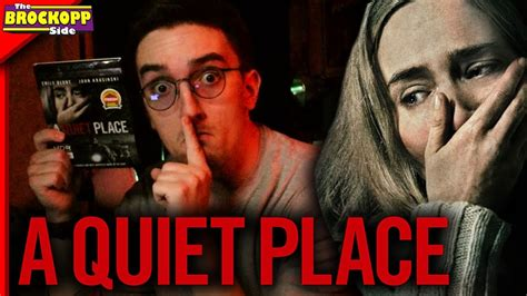 A Quiet Place - 4K Blu-ray Movie Review | Movie Trailers BLaze
