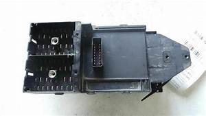1999 Ford F150 In Cab Fuse Box  Part Number Xl34