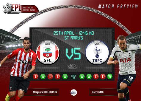 Premier League Match Preview - EPL Index: Unofficial ...