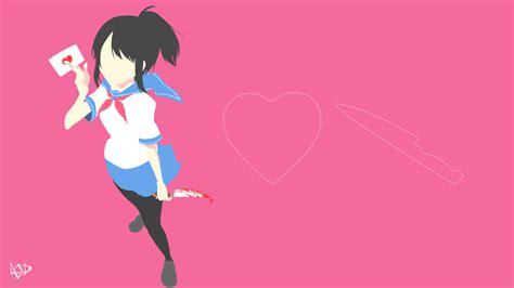 Anime Yandere Wallpaper - yandere simulator wallpapers 77 images