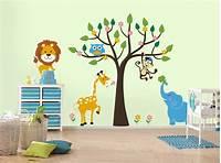 interesting kidsroom wall mural Cool Kids Room Wall Decor : New Kids Furniture - Good ...