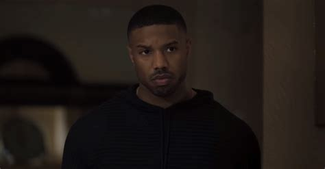 creed ii trailer someone is missing from michael b