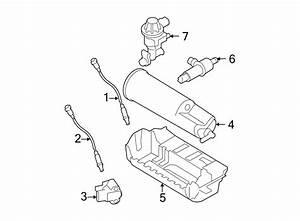 Ford Ranger Vapor Canister  Cannister