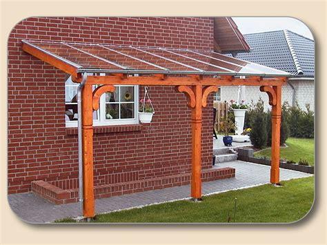 Terrassenueberdachung Selber Bauen by Terrassendach Glas Holz Selber Bauen Bausatz Holzon