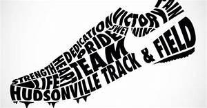 HHS Nike track logo design | Logo Designs | Pinterest ...