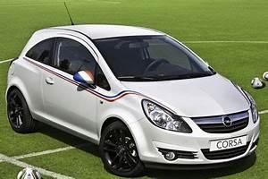 Opel Corsa Bleu : opel corsa bleu blanc rouge ~ Gottalentnigeria.com Avis de Voitures