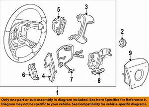 Sell Gm Oem 15819309 Steering Wheel