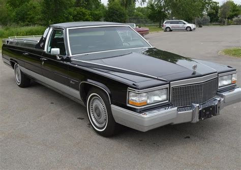 1980 For Sale by 1980 Cadillac Flower Car For Sale